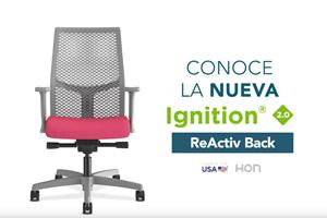Ignition 2.0 ReActiv Back 3