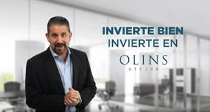 Invierte bien, invierte en Olins Office