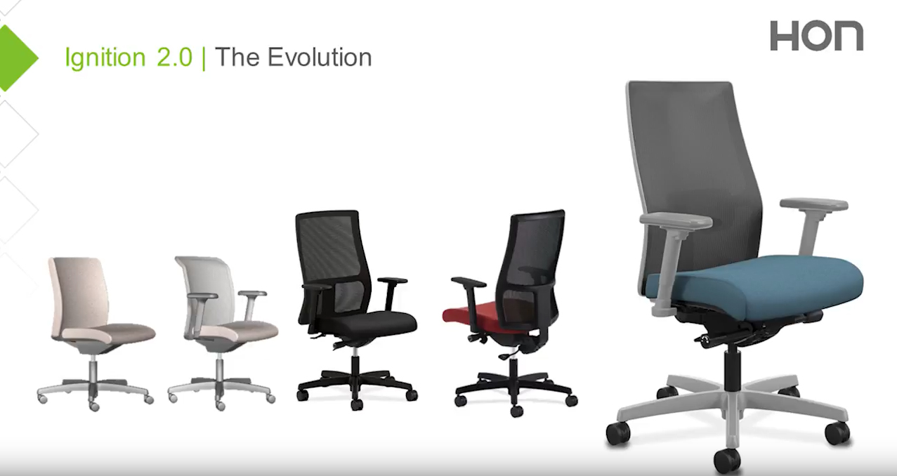 Olins Office - Ignition 2.0 Task Chair